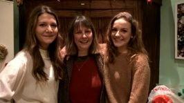 Catherine, Alyson, Anne Marie