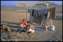 Intenerant workers, Jaghardia, Gujarat