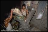 Grrinding plastics for recycling, Mumbai