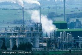 Penn Chemicals, Cork harbour, Eire.
