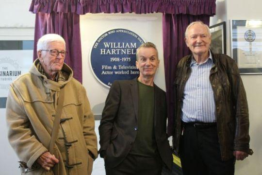William Hartnell plaque-2
