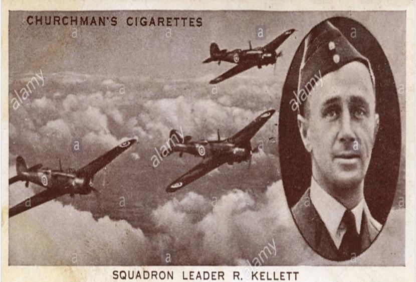 RK 1939 RK Cigargette Card